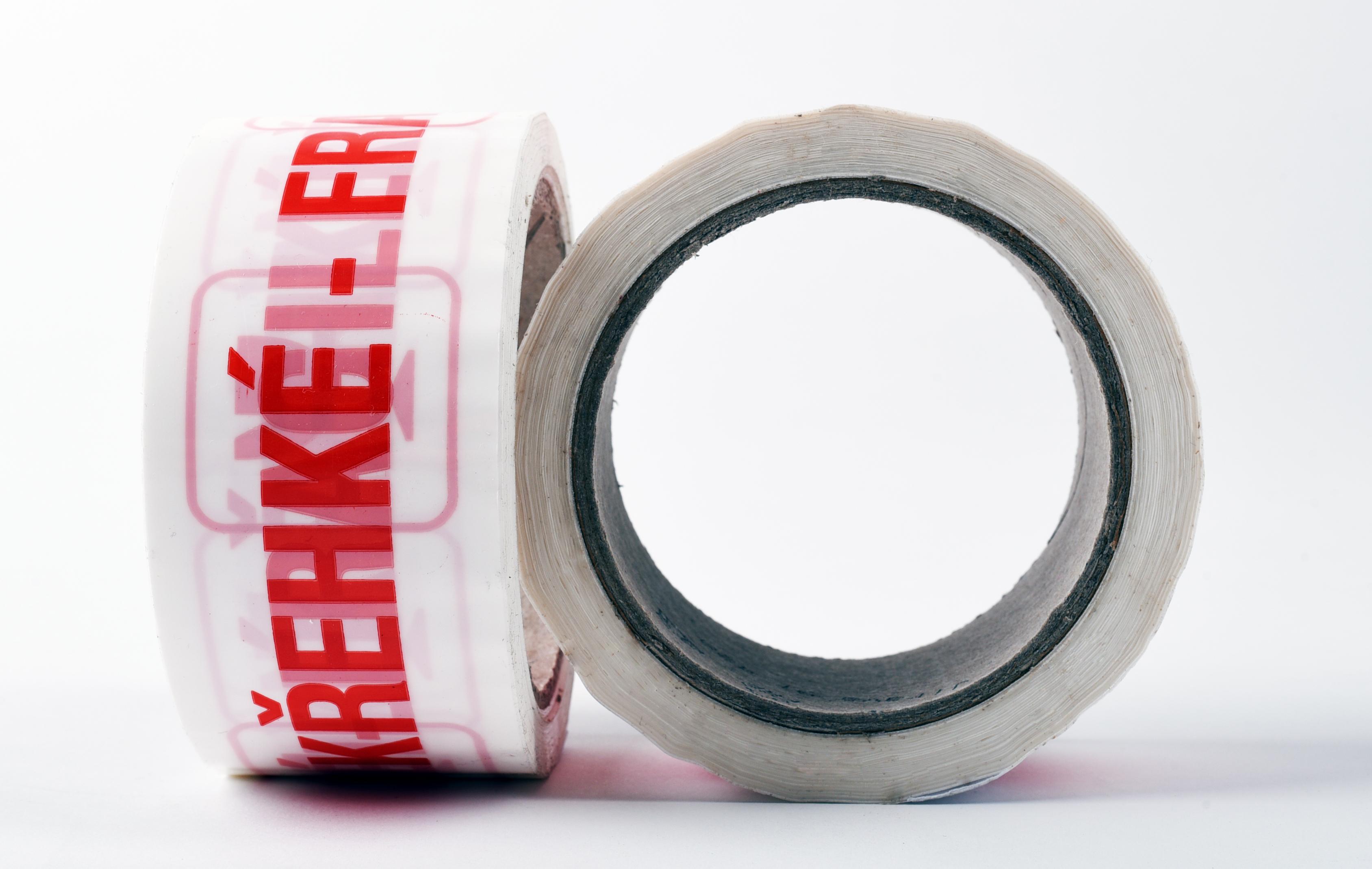 Potištěné pásky | NAD OBAL - Obalové materiály