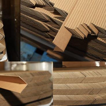 Papírové ochranné hrany | NAD obal