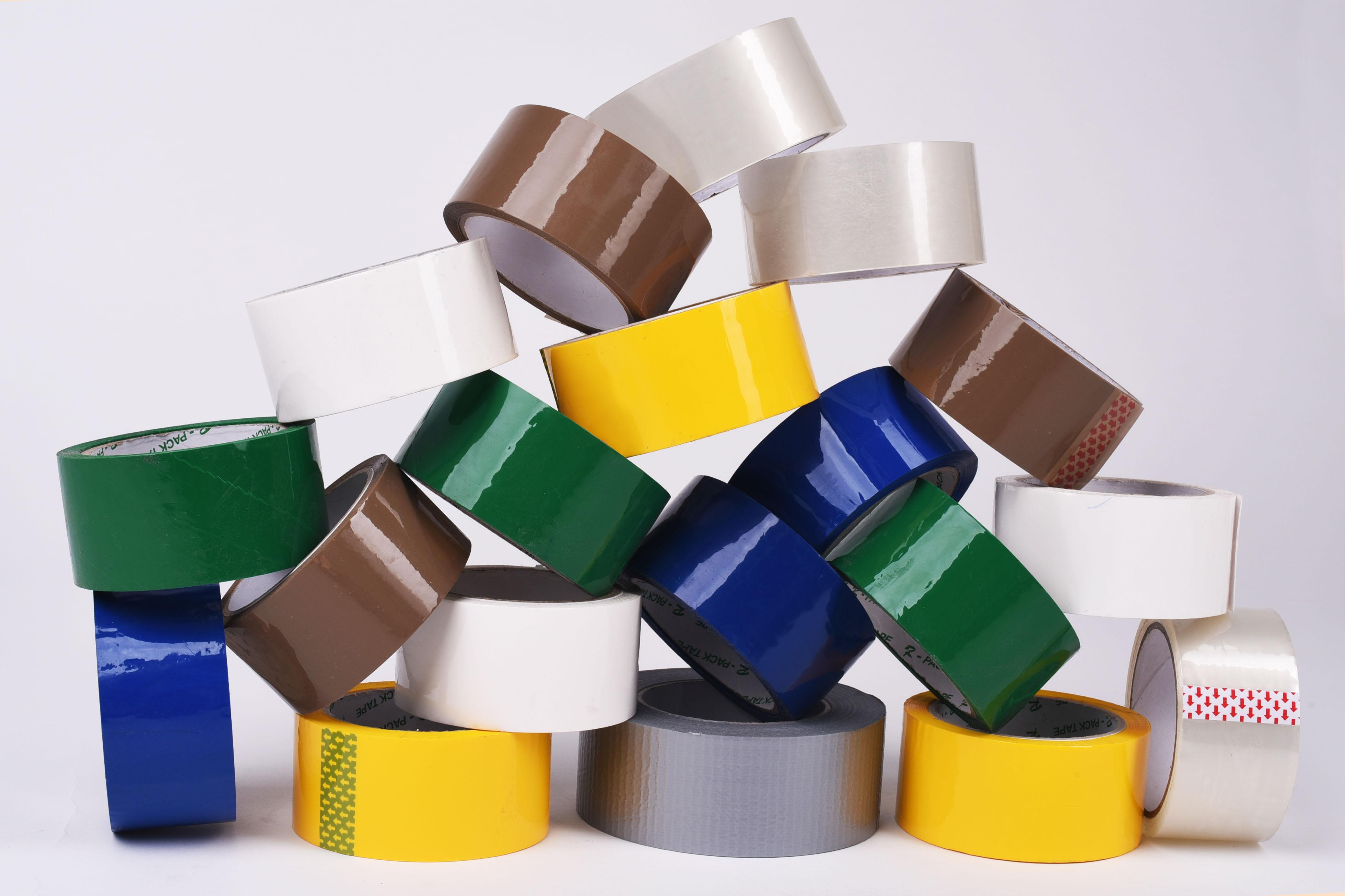 BOPP pásky barevné | NAD obal
